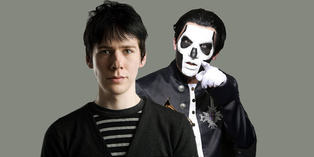 GHOST Mastermind Tobias Forge On Being Officially Unmasked ...