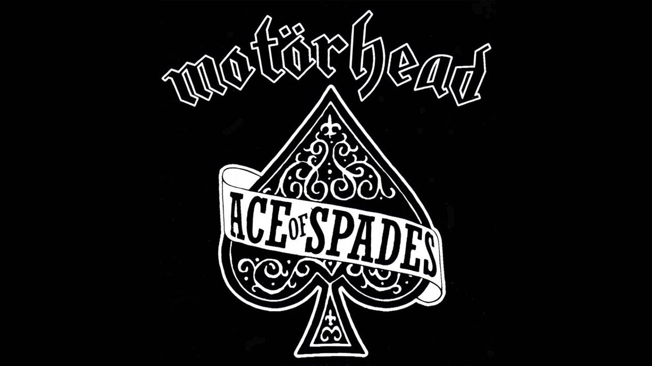 Here s ace of spades riff in style of 20 bands for Crown motor inn gun hill