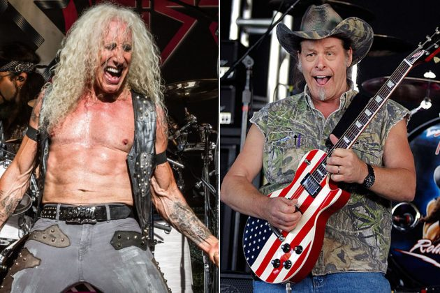 Dee Snider Is Annoyed With Ted Nugent S Racist Comments Metal Wani